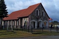 Kościół Parafialny w Saminie
